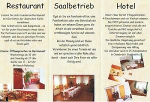 Gasthaus Meier